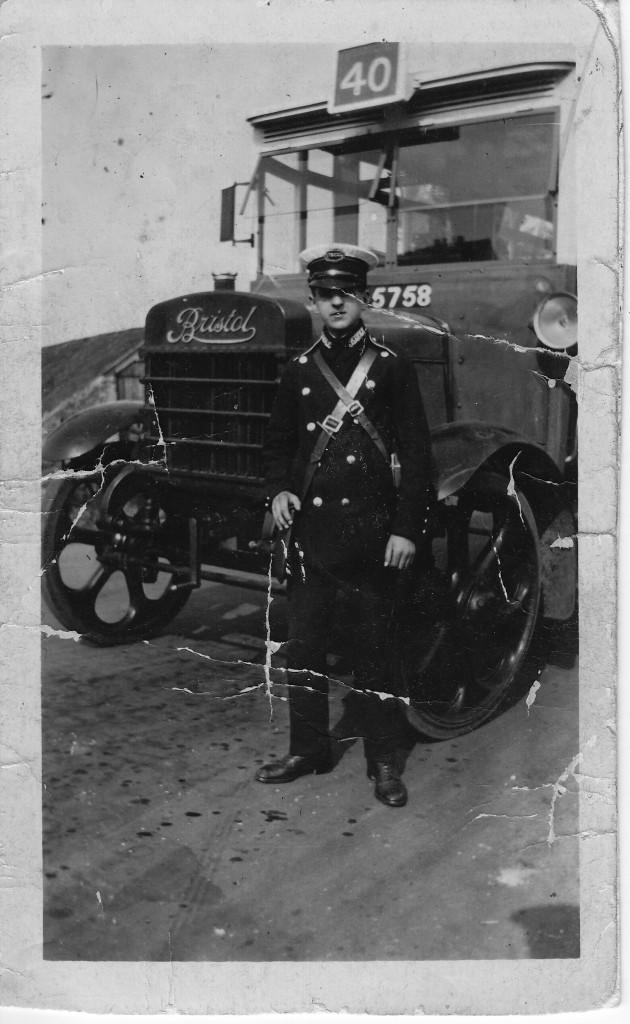 THORNE, Ernest Bristol Omnibus