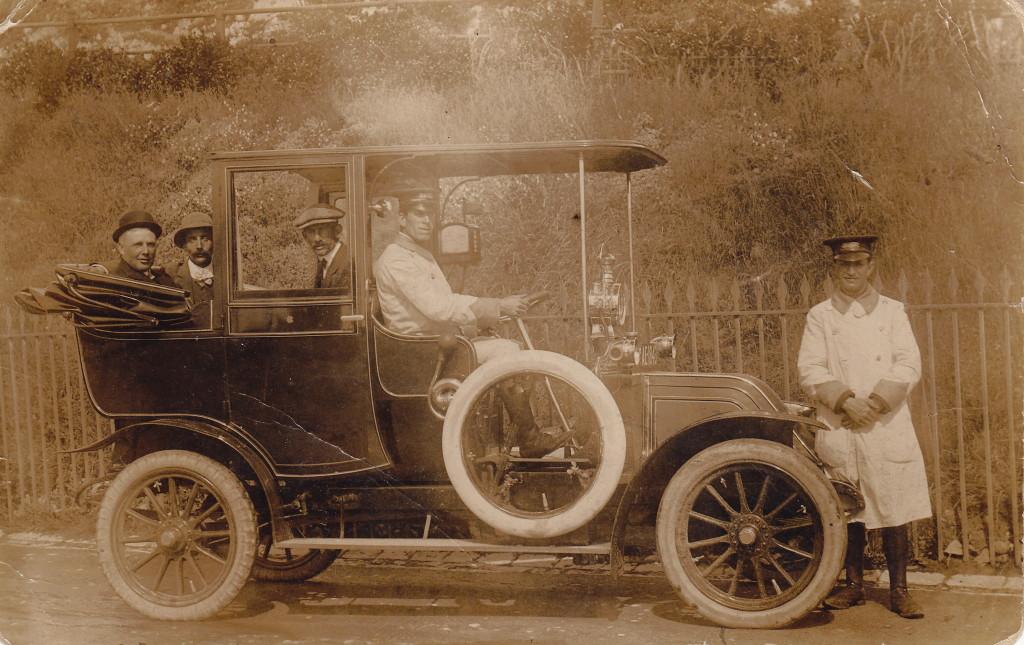 THORNE, Frederick omnibus driver