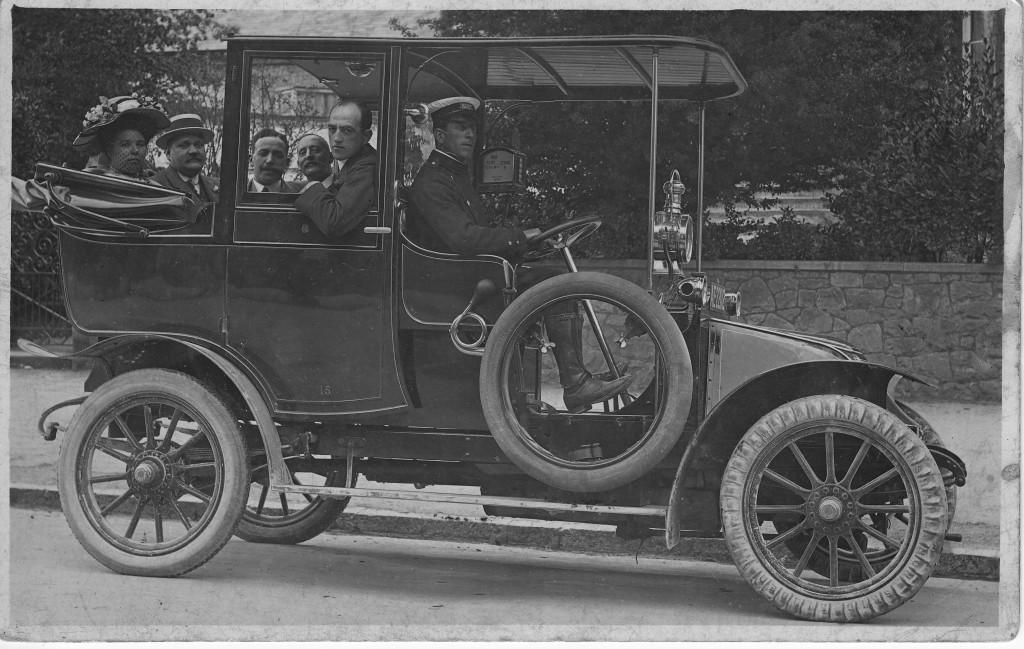 THORNE, Frederick omnibus driver 2